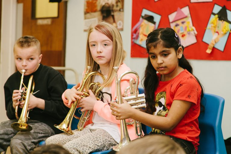Using music to enhance learning: a report [KS1/2]