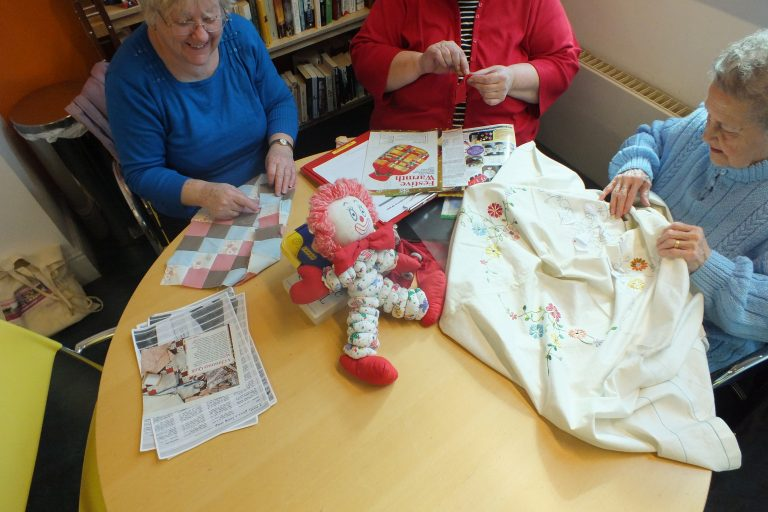 Sewing Group